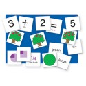 Early Math Skills - Pocket Chart Card Set