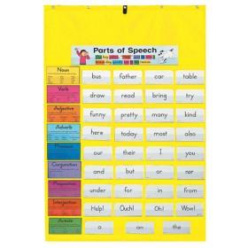 Original Pocket Chart Yellow
