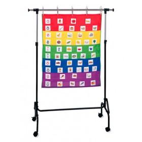 Rainbow Pocket Chart