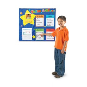 Star Student Pocket Chart