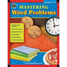 Mastering Word Problems Gr 4-6