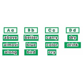 Ww Cards High Frequency Words Level 3