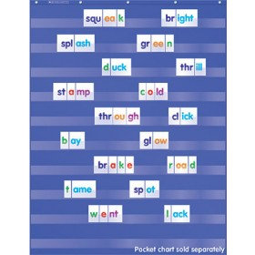 Word Building Cards Pocket Chart Add Ons
