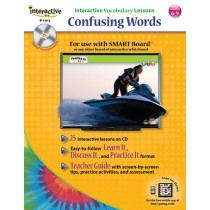 IP-1503 - Confusing Words Interactive Vocabulary Lessons in Language Arts