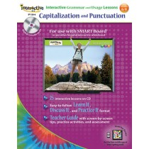 IP-1506 - Capitalization & Punctuation Interactive Grammar Usage Lesssons in Language Arts
