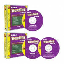REM2021A - Core Reading Skills Program Set Of Both Binders in Language Arts