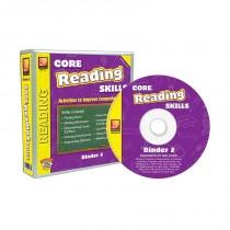 REM2021 - Core Reading Skills Program Binder 2 in Language Arts