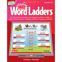 SC-537485 - Daily Word Ladders Gr K-1 Interactive Whiteboard Activities in Language Arts