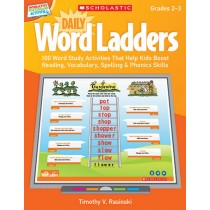 SC-537487 - Daily Word Ladders Gr 2-3 Interactive Whiteboard Activities in Language Arts